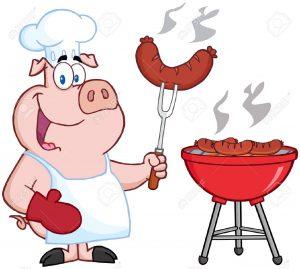 Bonne-Cook-Chef-de-porc-au-barbecue